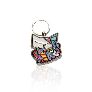 """ Cat "" Keychain"