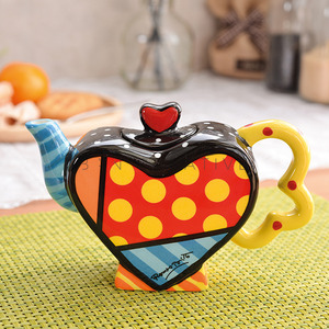 Mini Teapot - Heart