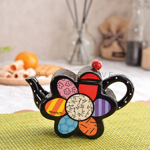 Mini Teapot - Flower