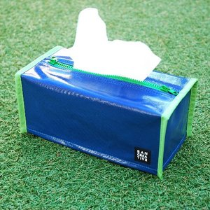 TISSUE CASE_blue